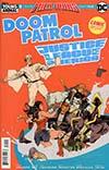 Doom Patrol JLA Special #1 Cover A Regular Clay Mann Cover (Milk Wars Part 5)