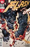 Flash Vol 5 #40 Cover B Variant Howard Porter Cover
