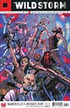 Wild Storm #12 Cover C Variant Bryan Hitch Cover