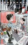 Descender #27 Cover B Variant Dustin Nguyen Little Robot Cover