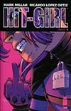 Hit-Girl Vol 2 #1 Cover A 1st Ptg Regular Amy Reeder Color Cover
