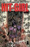Hit-Girl Vol 2 #1 Cover C Variant Kim Jung Gi Cover