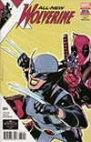 All-New Wolverine #31 Cover A Regular David Lopez Cover (Marvel Legacy Tie-In)