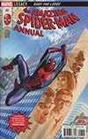 Amazing Spider-Man Vol 4 Annual #42 Cover A Regular Alex Ross Cover (Marvel Legacy Tie-In)