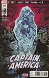Captain America Vol 8 #698 Cover A 1st Ptg Regular Chris Samnee Cover (Marvel Legacy Tie-In)