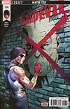Daredevil Vol 5 #598 Cover A Regular Dan Mora Cover (Marvel Legacy Tie-In)