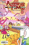 Adventure Time #73 Cover A Regular Shelli Paroline & Braden Lamb Cover
