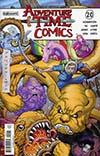 Adventure Time Comics #20 Cover B Variant Matt Frank Subscription Cover