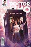 Doctor Who 10th Doctor Year Three #14 Cover B Variant Photo Cover