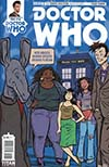 Doctor Who 10th Doctor Year Three #14 Cover C Variant Nick Abadzis Cover