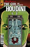 Hard Case Crime Minky Woodcock Girl Who Handcuffed Houdini #4 Cover A Regular Dean Haspiel Cover