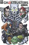 Ghostbusters Annual 2018 Cover B Variant Tim Lattie Cover