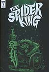 Spider King #1 Cover A 1st Ptg Regular Simone DArmini Cover