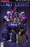 Transformers Lost Light #15 Cover A Regular Jack Lawrence Cover