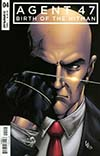 Agent 47 Birth Of The Hitman #4 Cover A Regular Jonathan Lau Cover