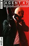 Agent 47 Birth Of The Hitman #4 Cover B Variant Gameplay Cover