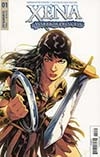 Xena Vol 2 #1 Cover B Variant Vicente Cifuentes Cover