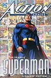 Action Comics 80 Years Of Superman Deluxe Edition HC