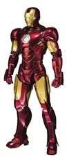 Marvel S.H.Figuarts - Iron Man 2 - Iron Man Mark IV & Hall Of Armor Set Action Figure