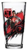 Justice League Movie Pint Glass - Cyborg