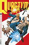 Quantum & Woody Vol 4 #3 Cover E Incentive Dave Johnson Quantum & Woody Icon Variant Cover