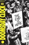 Doomsday Clock #1 Cover H 2nd Ptg