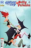 Harley & Ivy Meet Betty & Veronica #6 Cover B Variant Jae Lee Cover
