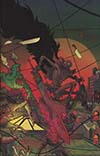 Rumble Vol 2 #4 Cover C Variant David Rubin Virgin Wraparound Cover