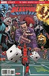 Despicable Deadpool #297 Cover A Regular Mike Hawthorne Cover (Marvel Legacy Tie-In)