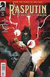 Rasputin Voice Of The Dragon #5 Cover A Regular Mike Huddleston Cover