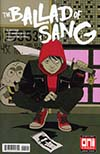 Ballad Of Sang #1 Cover B Variant Marley Zarcone Cover