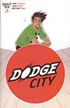 Dodge City #1 Cover A Regular Cara McGee Cover