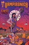 Vampironica #1 Cover A 1st Ptg Regular Greg Smallwood Cover