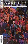 Agent 47 Birth Of The Hitman #5 Cover A Regular Jonathan Lau Cover