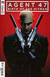 Agent 47 Birth Of The Hitman #5 Cover B Variant Gameplay Cover