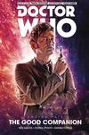 Doctor Who 10th Doctor Facing Fate Vol 3 Good Companion HC