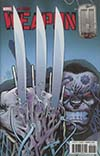 Weapon H #1 Cover D Variant Adam Kubert Wolverine Homage Cover (Marvel Legacy Tie-In)
