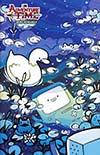 Adventure Time BMO Bonanza #1 Cover B Incentive Nina Yoshida Virgin Variant Cover
