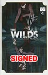 Wilds #1 Cover C Regular Emily Pearson Cover Signed By Vita Ayala (Limit 1 Per Customer)