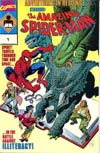 Amazing Spider-Man Adventures In Reading Cover A Regular Edition
