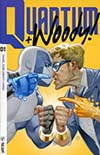 Quantum & Woody Vol 4 #1 Cover G 3rd Ptg Variant Julian Totino Tedesco Cover