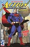Action Comics Vol 2 #1000 Cover A Regular Jim Lee & Scott Williams Cover