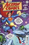 Action Comics Vol 2 #1000 Cover D Variant Dave Gibbons 1950s Cover