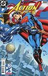 Action Comics Vol 2 #1000 Cover F Variant Jim Steranko 1970s Cover