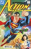 Action Comics Vol 2 #1000 Cover G Variant Joshua Middleton 1980s Cover