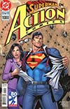 Action Comics Vol 2 #1000 Cover H Variant Dan Jurgens 1990s Cover