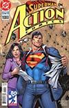Action Comics Vol 2 #1000 Cover H Variant Dan Jurgens 1990s Cover