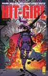 Hit-Girl Vol 2 #3 Cover A Regular Amy Reeder Color Cover