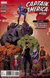 Captain America Vol 8 #700 Cover A Regular Chris Samnee Cover