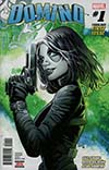 Domino Vol 3 #1 Cover A 1st Ptg Regular Greg Land & Frank DArmata Cover